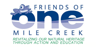 Friends of One Mile Creek logo