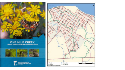 Stewardship Cover And Map