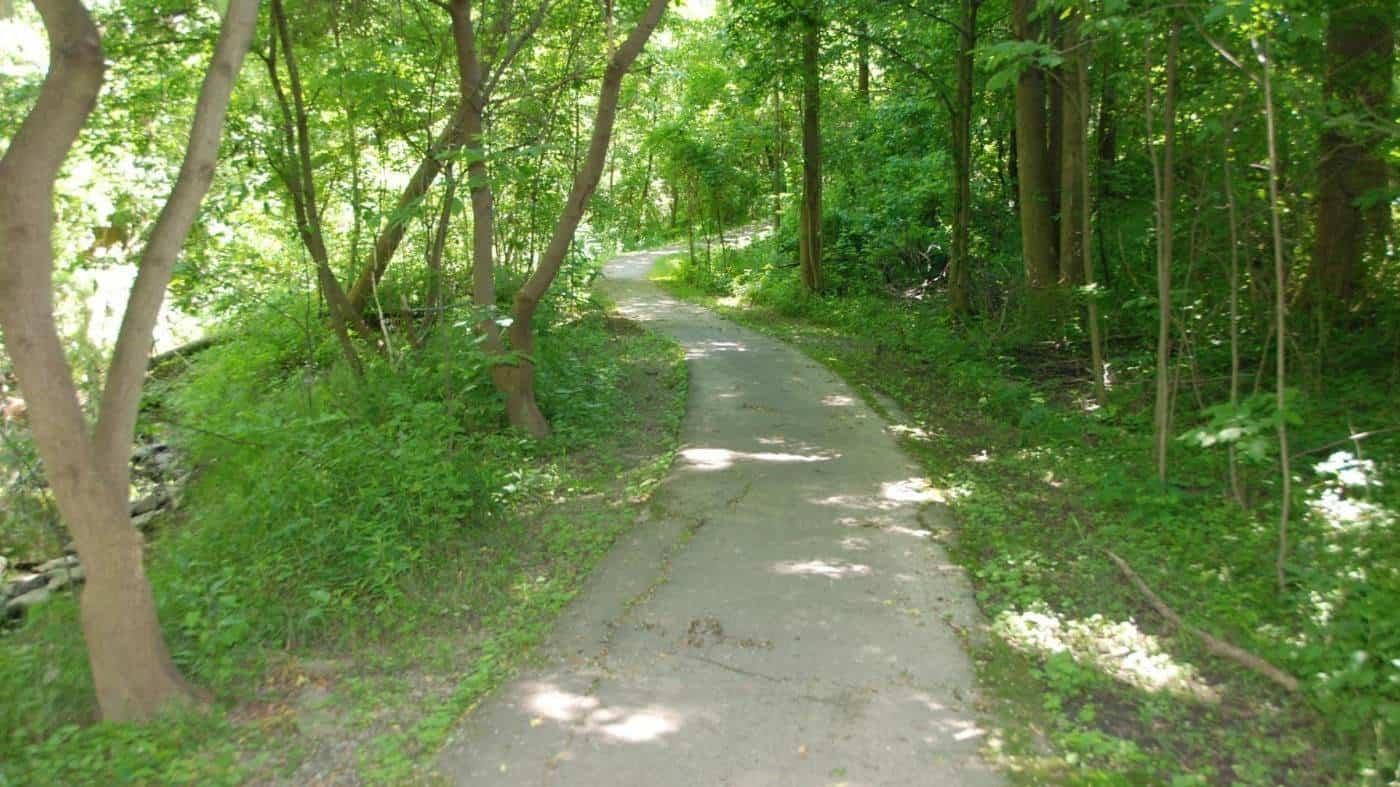 Two-Mile-Creek-path